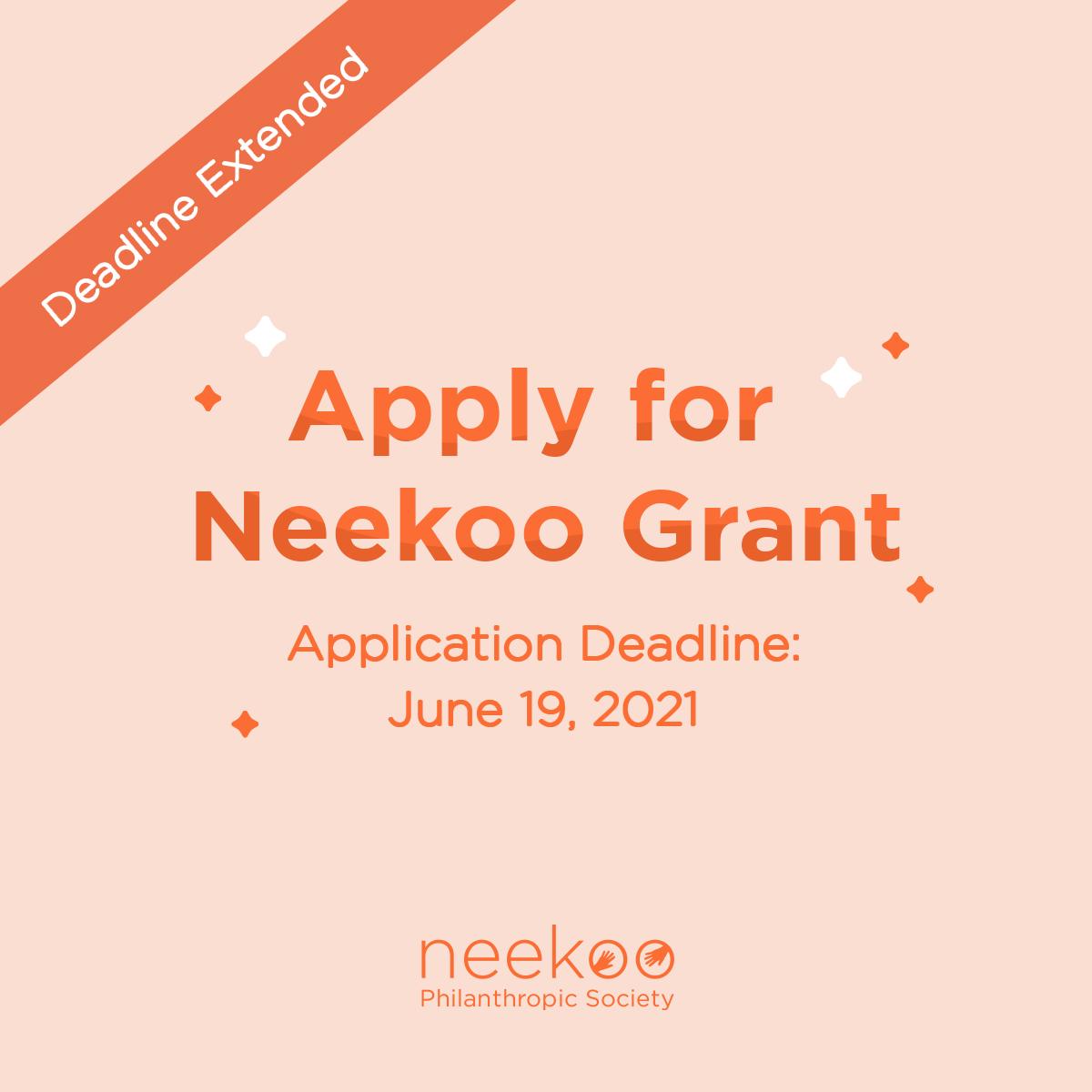 Neekoo Grant Application